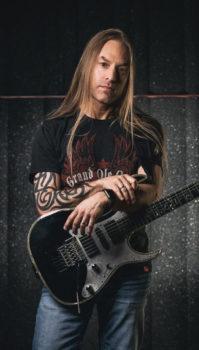 Steve Stine (USA)